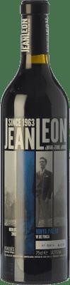26,95 € Free Shipping | Red wine Jean Leon Vinya Palau Crianza D.O. Penedès Catalonia Spain Merlot Bottle 75 cl
