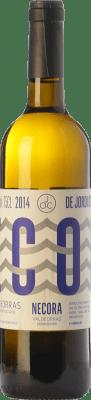 12,95 € Free Shipping | White wine JOC Necora D.O. Valdeorras Galicia Spain Godello Bottle 75 cl