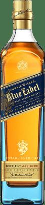 199,95 € Free Shipping | Whisky Blended Johnnie Walker Blue Label Scotland United Kingdom Bottle 70 cl