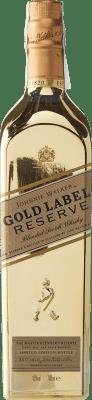42,95 € Free Shipping | Whisky Blended Johnnie Walker Gold Label Reserve Scotland United Kingdom Bottle 70 cl