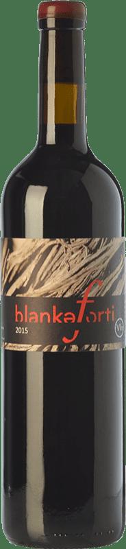 17,95 € Free Shipping | Red wine Jordi Llorens Blankeforti Joven Spain Syrah, Grenache, Cabernet Sauvignon Bottle 75 cl