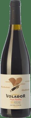 9,95 € Kostenloser Versand | Rotwein Josep Grau L'Efecte Volador Joven D.O. Montsant Katalonien Spanien Grenache, Carignan Flasche 75 cl