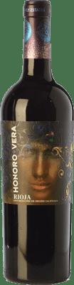 6,95 € Kostenloser Versand   Rotwein Juan Gil Honoro Vera Joven D.O.Ca. Rioja La Rioja Spanien Tempranillo Flasche 75 cl
