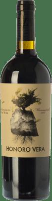 5,95 € Kostenloser Versand   Rotwein Juan Gil Honoro Vera Organic Joven D.O. Jumilla Kastilien-La Mancha Spanien Monastrell Flasche 75 cl
