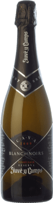 23,95 € Envoi gratuit   Blanc moussant Juvé y Camps Blanc de Noirs Reserva D.O. Cava Catalogne Espagne Pinot Noir, Xarel·lo Bouteille 75 cl