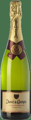 8,95 € Free Shipping   White sparkling Juvé y Camps Cinta Púrpura Brut Reserva D.O. Cava Catalonia Spain Macabeo, Xarel·lo, Parellada Half Bottle 75 cl