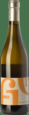 11,95 € Free Shipping | White wine La Bollidora Flor de Garnatxa Crianza D.O. Terra Alta Catalonia Spain Grenache White Bottle 75 cl