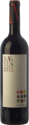 6,95 € Free Shipping | Red wine La Bollidora Naevus Joven D.O. Terra Alta Catalonia Spain Syrah, Grenache Bottle 75 cl