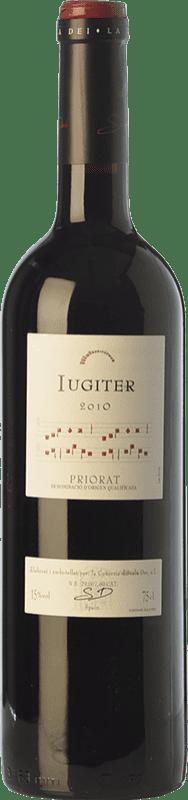 29,95 € Free Shipping | Red wine La Conreria de Scala Dei Lugiter Crianza D.O.Ca. Priorat Catalonia Spain Merlot, Grenache, Cabernet Sauvignon, Carignan Bottle 75 cl