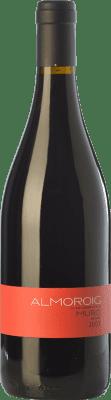 17,95 € Free Shipping | Red wine La Muntanya Almoroig Crianza Spain Grenache, Monastrell, Grenache Tintorera Bottle 75 cl