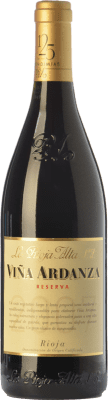 24,95 € Envoi gratuit | Vin rouge Rioja Alta Viña Ardanza Reserva D.O.Ca. Rioja La Rioja Espagne Tempranillo, Grenache Bouteille 75 cl