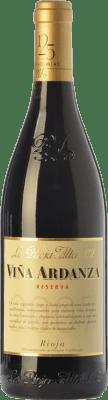 17,95 € Free Shipping | Red wine Rioja Alta Viña Ardanza Reserva D.O.Ca. Rioja The Rioja Spain Tempranillo, Grenache Half Bottle 37 cl