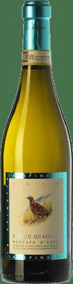 17,95 € Free Shipping | Sweet wine La Spinetta Bricco Quaglia D.O.C.G. Moscato d'Asti Piemonte Italy Muscatel White Bottle 75 cl