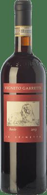 81,95 € Free Shipping | Red wine La Spinetta Garretti D.O.C.G. Barolo Piemonte Italy Nebbiolo Bottle 75 cl