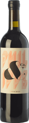 66,95 € Free Shipping | Red wine La Vinya del Vuit Crianza D.O.Ca. Priorat Catalonia Spain Grenache, Carignan Bottle 75 cl