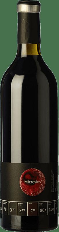 16,95 € Envoi gratuit | Vin rouge La Vinyeta Microvins Crianza D.O. Empordà Catalogne Espagne Samsó Bouteille 75 cl