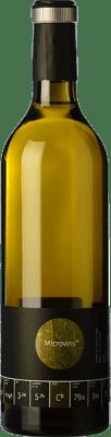 17,95 € Free Shipping | White wine La Vinyeta Microvins Varietat Ancestral Crianza D.O. Empordà Catalonia Spain Carignan White Bottle 75 cl