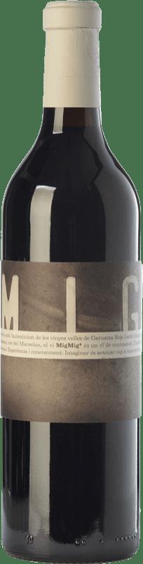 13,95 € Envoi gratuit | Vin rouge La Vinyeta MigMig Crianza D.O. Empordà Catalogne Espagne Grenache Tintorera, Marcelan Bouteille 75 cl