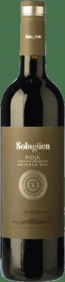 17,95 € Free Shipping | Red wine Labastida Solagüen Reserva D.O.Ca. Rioja The Rioja Spain Tempranillo Bottle 75 cl