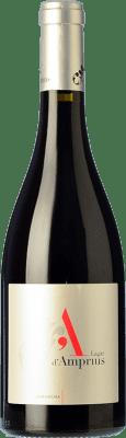 13,95 € Free Shipping | Red wine Lagar d'Amprius Joven I.G.P. Vino de la Tierra Bajo Aragón Aragon Spain Grenache Bottle 75 cl