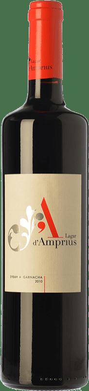 9,95 € Envoi gratuit | Vin rouge Lagar d'Amprius Syrah-Garnacha Joven I.G.P. Vino de la Tierra Bajo Aragón Aragon Espagne Syrah, Grenache Bouteille 75 cl
