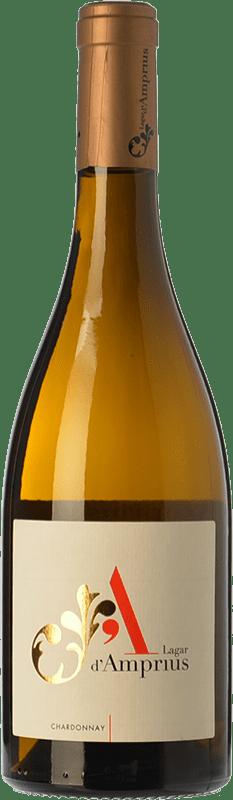 7,95 € Free Shipping   White wine Lagar d'Amprius I.G.P. Vino de la Tierra Bajo Aragón Aragon Spain Chardonnay Bottle 75 cl