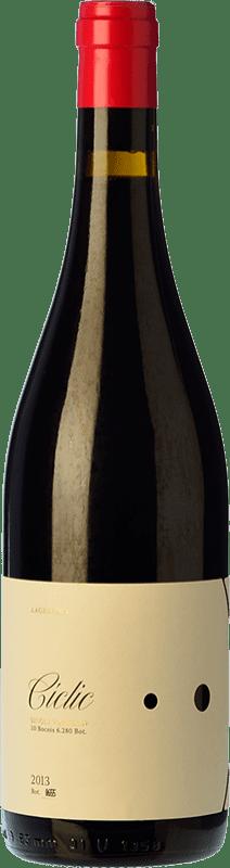 26,95 € Free Shipping | Red wine Lagravera Ónra MoltaHonra Negre Crianza D.O. Costers del Segre Catalonia Spain Grenache, Cabernet Sauvignon Bottle 75 cl