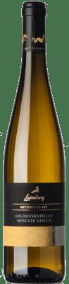 14,95 € Free Shipping | White wine Laimburg D.O.C. Alto Adige Trentino-Alto Adige Italy Muscatel Giallo Bottle 75 cl