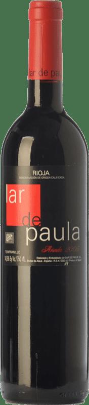 18,95 € Envío gratis   Vino tinto Lar de Paula Cepas Viejas Crianza D.O.Ca. Rioja La Rioja España Tempranillo Botella 75 cl