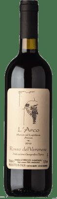 12,95 € Kostenloser Versand | Rotwein L'Arco Vini Rosso I.G.T. Veronese Venetien Italien Sangiovese, Corvina, Rondinella, Molinara, Teroldego Flasche 75 cl
