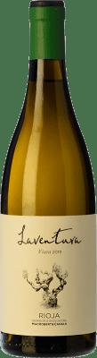 19,95 € Free Shipping | White wine Laventura Crianza D.O.Ca. Rioja The Rioja Spain Viura Bottle 75 cl