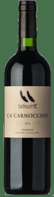 28,95 € Free Shipping   Red wine Le Salette Ca' Carnocchio I.G.T. Veronese Veneto Italy Sangiovese, Corvina, Rondinella, Corvinone, Oseleta, Croatina Bottle 75 cl