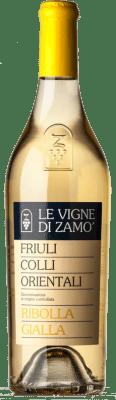 19,95 € Free Shipping   White wine Zamò D.O.C. Colli Orientali del Friuli Friuli-Venezia Giulia Italy Ribolla Gialla Bottle 75 cl