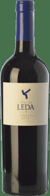 16,95 € Free Shipping | Red wine Leda Más Crianza I.G.P. Vino de la Tierra de Castilla y León Castilla y León Spain Tempranillo Bottle 75 cl