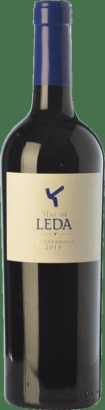 11,95 € Free Shipping | Red wine Leda Más Crianza I.G.P. Vino de la Tierra de Castilla y León Castilla y León Spain Tempranillo Bottle 75 cl
