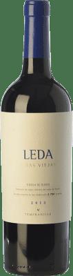 31,95 € Free Shipping | Red wine Leda Viñas Viejas Crianza I.G.P. Vino de la Tierra de Castilla y León Castilla y León Spain Tempranillo Bottle 75 cl