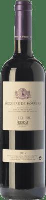 42,95 € Envío gratis | Vino tinto L'Encastell Roquers de Porrera Crianza D.O.Ca. Priorat Cataluña España Merlot, Syrah, Garnacha, Cariñena Botella 75 cl