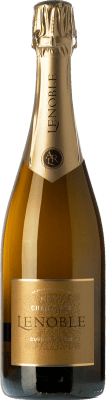 36,95 € Free Shipping | White sparkling Lenoble Cuvée Intense Reserva A.O.C. Champagne Champagne France Pinot Black, Chardonnay, Pinot Meunier Bottle 75 cl. | Thousands of wine lovers trust us to get the best price guarantee, free shipping always and hassle-free shopping and returns.
