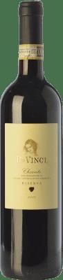 11,95 € Free Shipping   Red wine Leonardo da Vinci Da Vinci Riserva Reserva D.O.C.G. Chianti Tuscany Italy Merlot, Sangiovese Bottle 75 cl