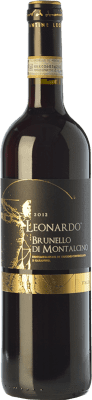 28,95 € Free Shipping   Red wine Leonardo da Vinci Leonardo D.O.C.G. Brunello di Montalcino Tuscany Italy Sangiovese Bottle 75 cl