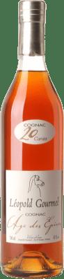 198,95 € Envoi gratuit | Cognac Léopold Gourmel Âge des Épices 20 Carats A.O.C. Cognac France Bouteille 70 cl