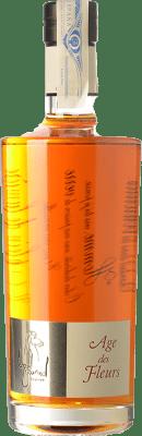112,95 € Envío gratis | Coñac Léopold Gourmel Age des Fleurs A.O.C. Cognac Francia Botella 70 cl
