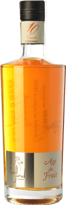 74,95 € Envío gratis | Coñac Léopold Gourmel Age du Fruit A.O.C. Cognac Francia Botella 70 cl