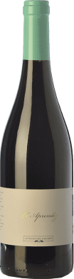 9,95 € Free Shipping | Red wine Leyenda del Páramo El Aprendiz Joven D.O. Tierra de León Castilla y León Spain Prieto Picudo Bottle 75 cl