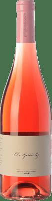 8,95 € Free Shipping | Rosé wine Leyenda del Páramo El Aprendiz D.O. Tierra de León Castilla y León Spain Prieto Picudo Bottle 75 cl