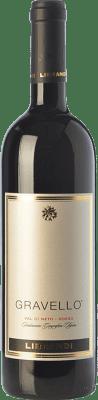 23,95 € Free Shipping | Red wine Librandi Gravello I.G.T. Val di Neto Calabria Italy Cabernet Sauvignon, Gaglioppo Bottle 75 cl
