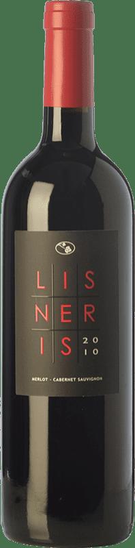 27,95 € Free Shipping | Red wine Lis Neris I.G.T. Friuli-Venezia Giulia Friuli-Venezia Giulia Italy Merlot, Cabernet Sauvignon Bottle 75 cl