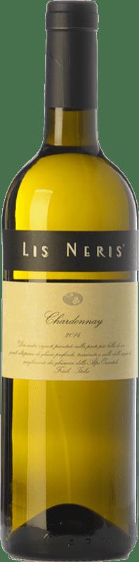 17,95 € Free Shipping | White wine Lis Neris I.G.T. Friuli-Venezia Giulia Friuli-Venezia Giulia Italy Chardonnay Bottle 75 cl