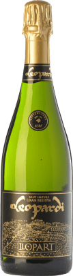 23,95 € Free Shipping | White sparkling Llopart Leopardi Vintage Gran Reserva 2011 D.O. Cava Catalonia Spain Macabeo, Xarel·lo, Chardonnay, Parellada Bottle 75 cl. | Thousands of wine lovers trust us to get the best price guarantee, free shipping always and hassle-free shopping and returns.