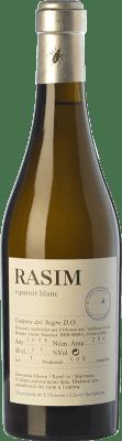 29,95 € Free Shipping | Sweet wine L'Olivera Rasim Vipansit Blanc D.O. Costers del Segre Catalonia Spain Malvasía, Grenache White, Xarel·lo Half Bottle 50 cl